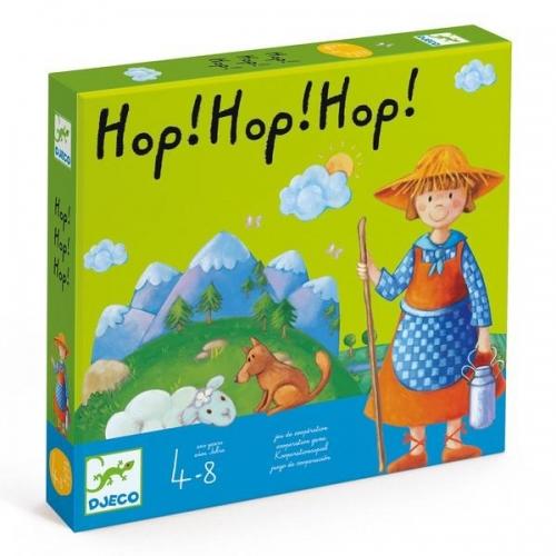 Hop ! Hop ! Hop ! - koostöömäng