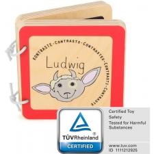 "Beebiraamat ""Ludwig"" (kontrastid)"
