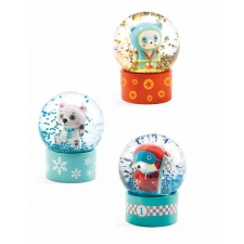 Mini lumepallid - Nii vahva