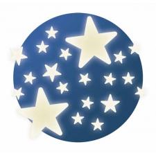 Tähed - helendavad kleepsud