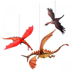 Halastamatud draakonid