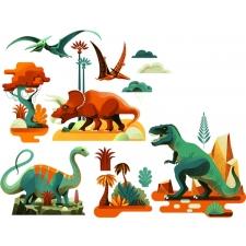 Dinosaurused - aknakleepsud