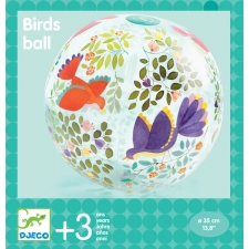 Linnud - täispuhutav pall
