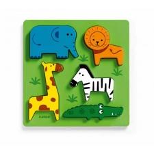 Džungli loomad