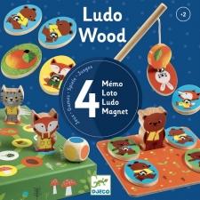 Ludo Wood - 4 mängu