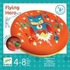 Lendav taldrik - Kangelane