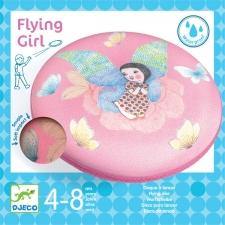 Lendav taldrik - Tüdruk