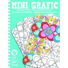 Mini graafika - Lillemustritega pildid