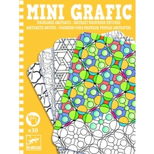 Mini graafika - Abstraktsete mustritega pildid