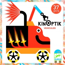Kinoptik - Masinad