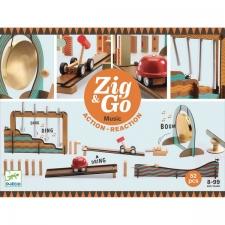 Konstruktor Zig & Go - Muusika - 52 tk