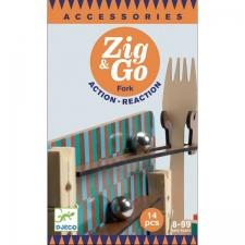 Konstruktor Zig & Go - Kahvel - 14 tk