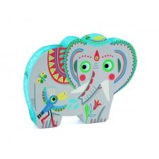 Aasia elevant Haathee - 24 osa pusle
