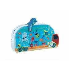 Akvaariumi auto - 16 osa