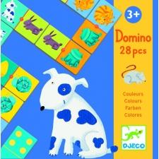Doomino - värvilised loomad
