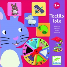 Tactilo Loto Loomad