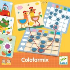 Coloformix - õppemäng