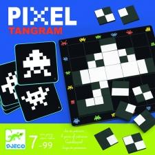 Pixel Tamgram