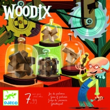 Woodix - 6 erinevat vigurit