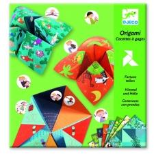 Origami linnu mäng