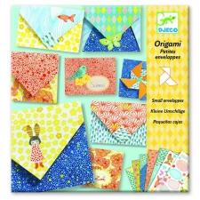 Origami väikesed ümbrikud