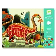 Dinosauruste mosaiik