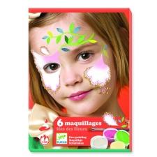 Lillehaldjad - näovärvide komplekt