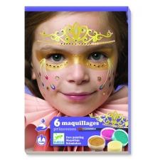 Printsessid - näovärvide komplekt