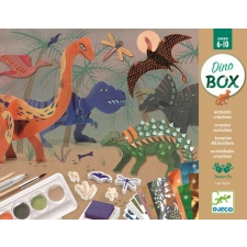 Tegevuskomplekt - Dinosauruste maailm