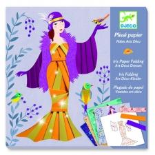 Kleidid - plissee paberi voltimine