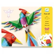 3D Poster - Amazon