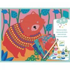 Pointillism - pulkadega värvimine