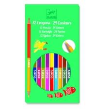 12 kahepoolset pliiatsit - 24 värvi