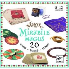 Mirabile magus - 20 trikki