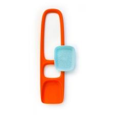Scoppi - oranž + sinine