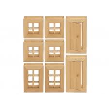 Aknad ja uksed 8 osa